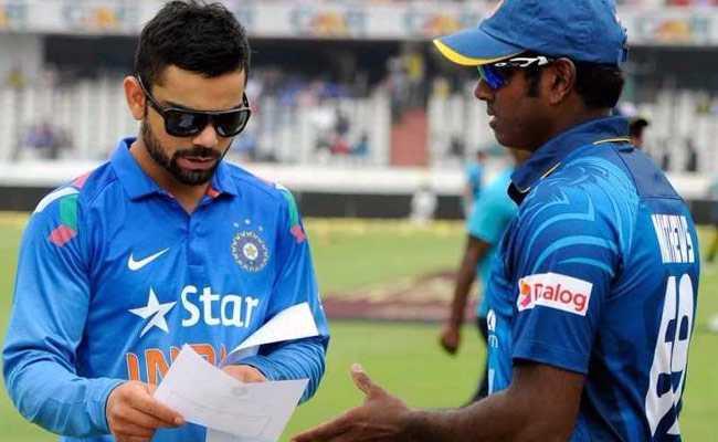 Champions trophy 2017: भारत के खिलाफ बल्ला भांजने आएंगे 'चोटिल' एंजेलो मैथ्यूज