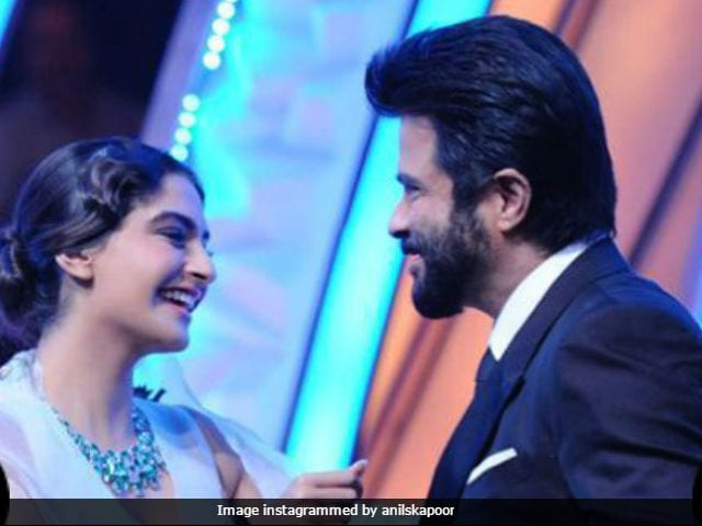 Sonam Kapoor Celebrates 32nd Birthday. Anil Kapoor Has A Special Message  For His 'Warrior Princess'