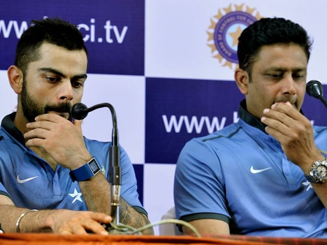 If Players Wanted A Coach Who Would Let Them Go Shopping, Then Anil Kumble Wasnt The Man: Sunil Gavaskar