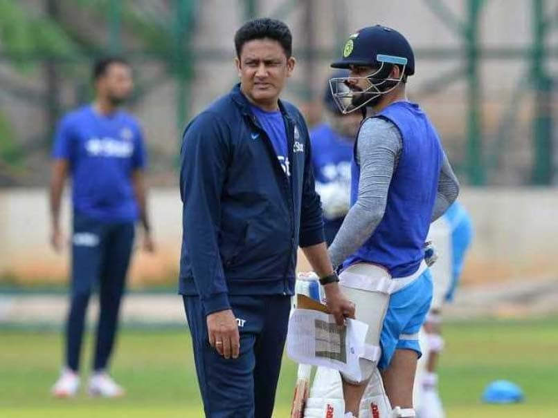 'Partnership Untenable': Full Text Of Anil Kumble's Statement