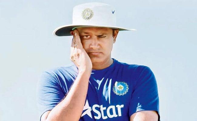 पाकिस्तान के खिलाफ हार को बर्दाश्त नहीं कर पाए अनिल कुंबले, तो क्या टीम इंडिया को डांटना पड़ा भारी?