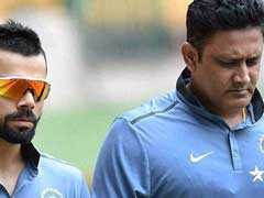 Anil Kumble, Virat Kohli Had Stopped Speaking 6 Months Ago: BCCI Official