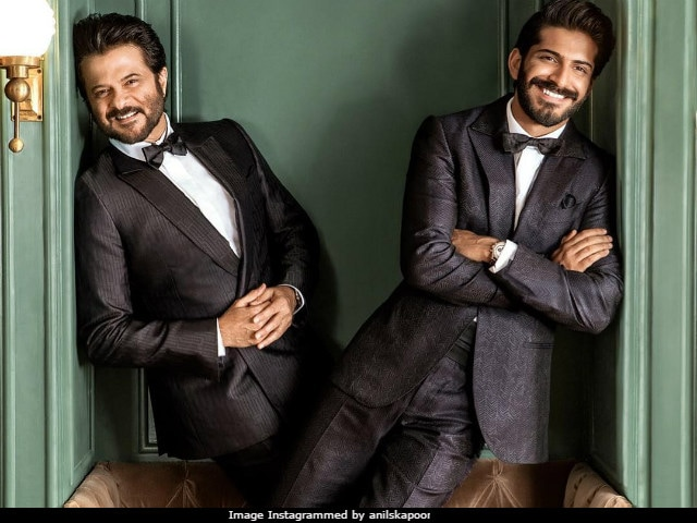 So Good To See Anil Kapoor And Son Harshvardhan Together Again. Pics Here