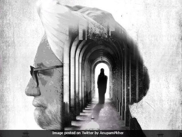 See Anupam Kher As Manmohan Singh On First Poster Of The Accidental Prime Minister