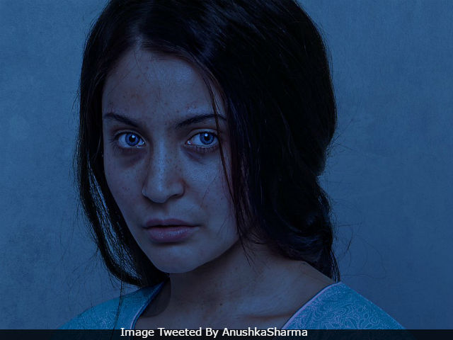 Anushka Sharma's Pari: It Takes More Than A Spooky Pic To Scare Twitter