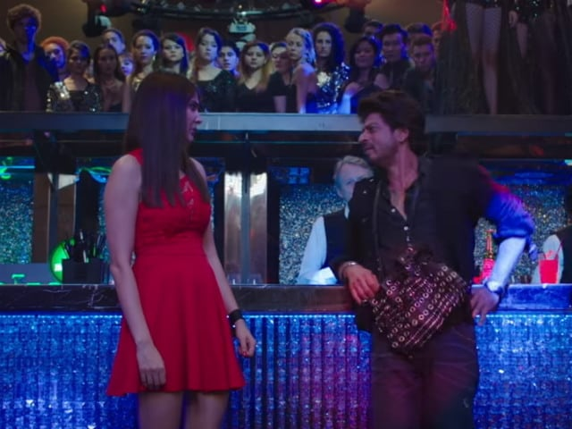 Shah Rukh Khan And Anushka Sharma's Jab Harry Met Sejal Mini Trails Are 'A1,' Tweet Bollywood