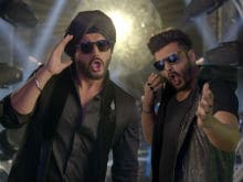 <i>Mubarakan</i> Title Song: Arjun Kapoor <i>Urf</i> Karan And Charan Present The Party Anthem