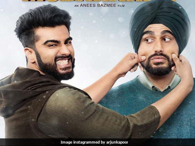 Here's When The Trailer Of Arjun Kapoor's Mubarakan Will Be Launched