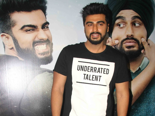 Arjun Kapoor Explains Why He's An 'Underrated' Actor