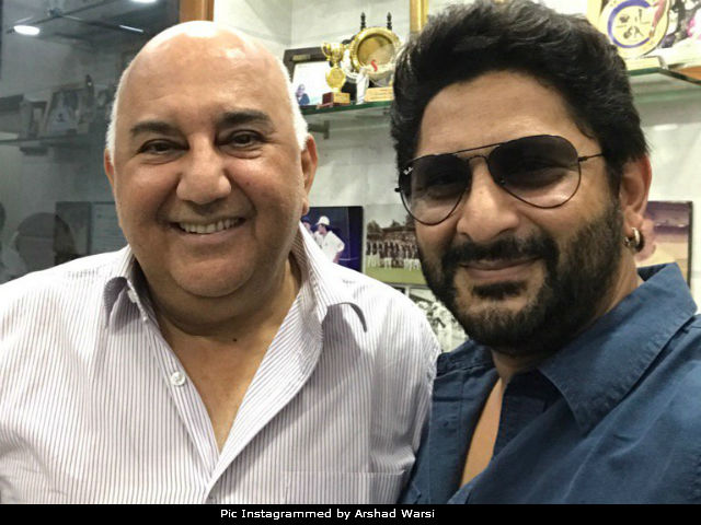 Arshad Warsi Is Recovering From Knee Injury. Updates On His Twitter