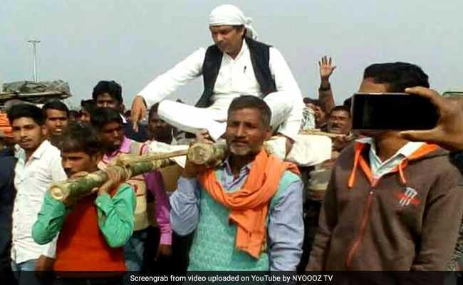 'अर्थी बाबा' चले राष्ट्रपति बनने, रामनाथ कोविंद को चुनौती देने के लिए श्मशान घाट में बनाया चुनाव कार्यालय