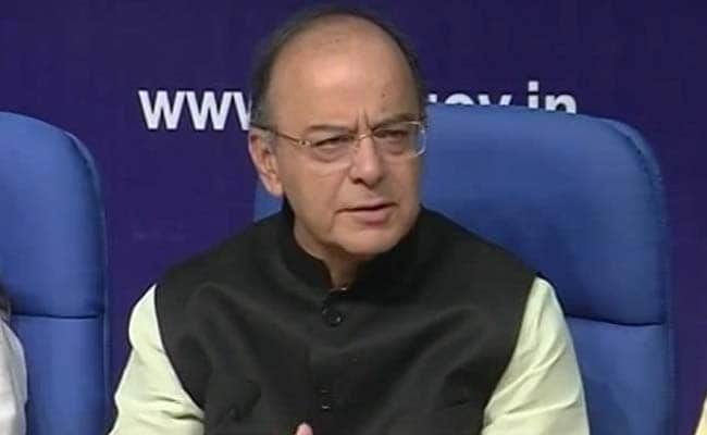 Government To Allow Late Filing In First Two Months Of GST, Says Arun Jaitley