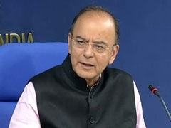 Show Restraint In Levying Additional Taxes: Arun Jaitley Tells States