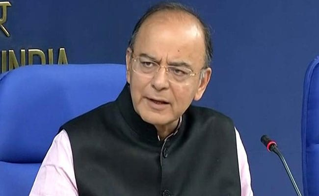 Cleansing Political Funding A Challenge, Government Working On It: Arun Jaitley