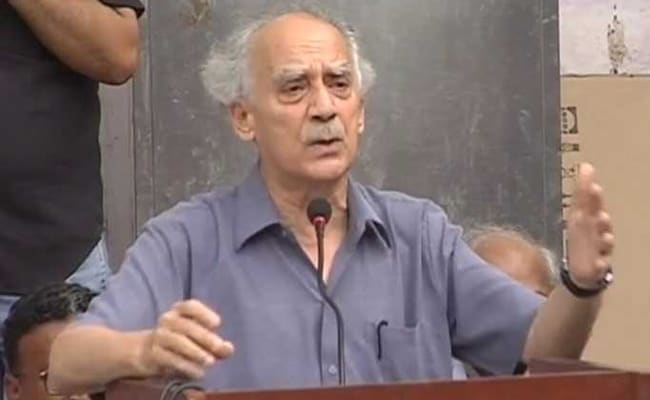 Made Mistake By Supporting Narendra Modi As Prime Minister: Arun Shourie