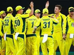 सीमित ओवरों की सीरीज के लिए भारत पहुंची ऑस्ट्रेलियाई टीम