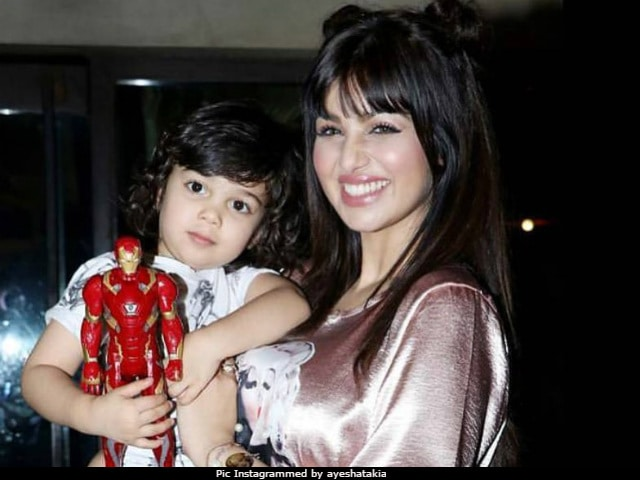 Ayesha Takia On What's Been Keeping Her Busy Apart From Motherhood