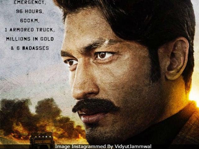 Baadshaho: After Ajay Devgn, Emraan Hashmi, Meet Vidyut Jammwal, 'The Badass With A Badge'
