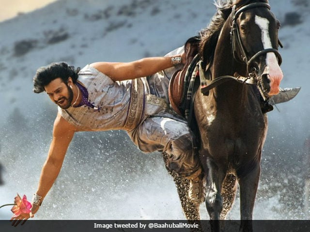 Trending: Baahubali 2 Is Still Running In 1,000 Screens 50 Days Later. It's A Record