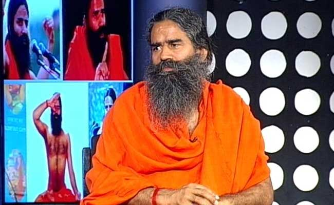 Baba Ramdev's Patanjali Seeks Venture Funds Without Any Stake Sale - NDTV