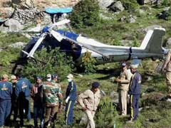 Engineer Killed, 2 Pilots Injured In Badrinath Helicopter Crash