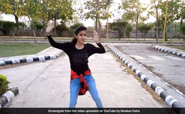 बादशाह के गाने पर लड़की का जोरदार डांस, 22 दिनों में 15 लाख बार देखा गया यह वीडियो