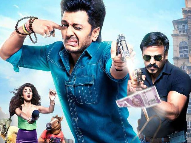 Bank Chor Movie Review: Riteish Deshmukh, Vivek Oberoi's Film Is Too Low On Laughs