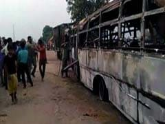 Uttar Pradesh Bus Accident: Latest News, Photos, Videos on Uttar