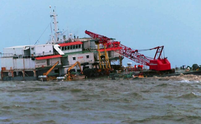 27 Rescued By Coast Guard From Flooded Ship Off Karnataka