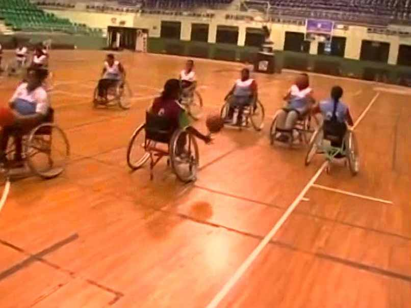 Indian Womens Wheelchair Basketball Team To Compete In International Tournament