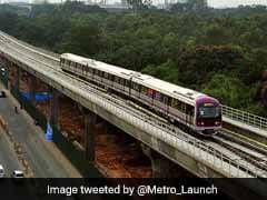 Bengaluru Metro Services On Extended Stretch Of Kanakapura From Tomorrow