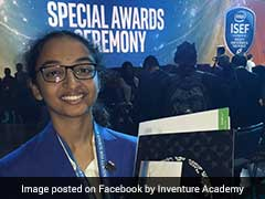 Why This Bengaluru Teen Girl Has A Planet Named After Her