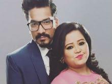 <i>Kapil Sharma Show</i> Adds Bharti Singh, Fiance Haarsh Limbachiyaa To Cast