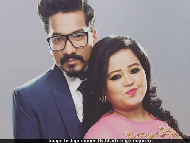 Kapil Sharma Show Adds Bharti Singh, Fiance Haarsh Limbachiyaa To Cast