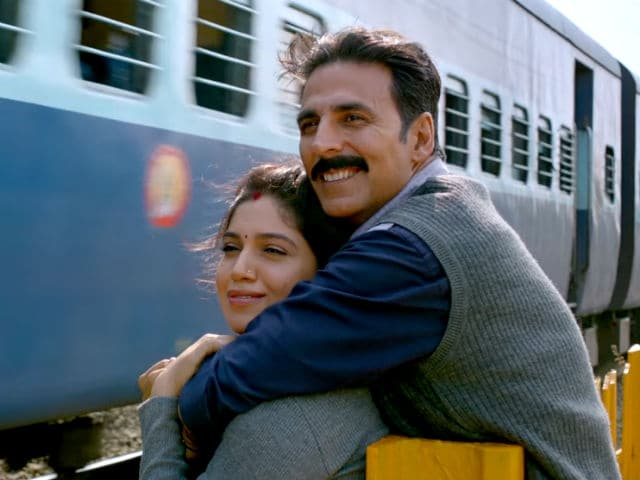 Toilet: Ek Prem Katha: 'Akshay Kumar Is A Delight To Work With,' Says Bhumi Pednekar