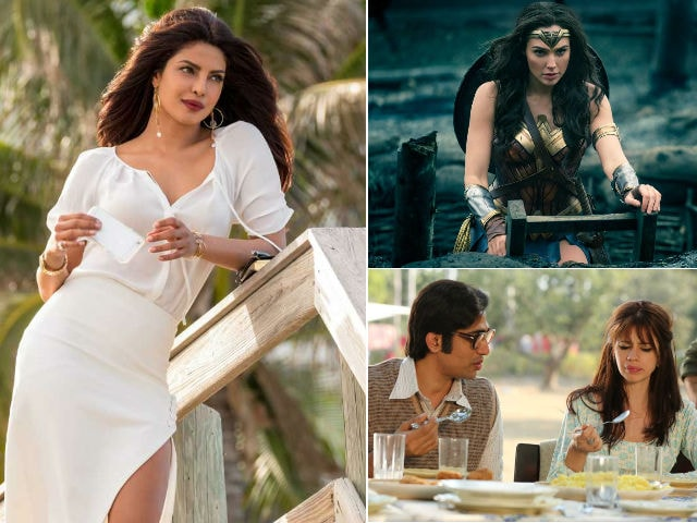 Today's Big Release: Baywatch, Wonder Woman, A Death In The Gunj