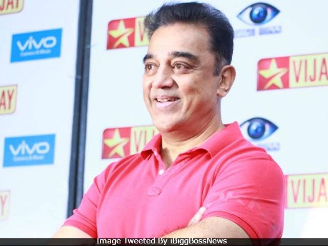 Kamal Haasan's Bigg Boss goes on air, gets mixed response