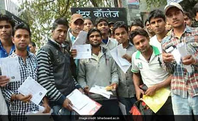 Students In Bihar Go On Strike Over Class 12 Mass Failure
