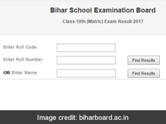 Bihar Board 10th Result 2017 Declared: 50 Per Cent Students Clear Exams