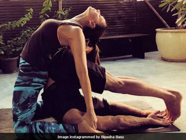 International Yoga Day: A string of celebrities posted encouraging photos