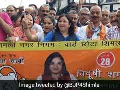 शिमला नगर निगम चुनाव में लहराया भाजपा का परचम, जीतीं 17 सीटें, कांग्रेस को मिलीं 12 सीटें