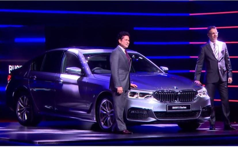 2017 BMW 5 Series Launched In India, Pirce Start At Rs. 49.90 Lakh