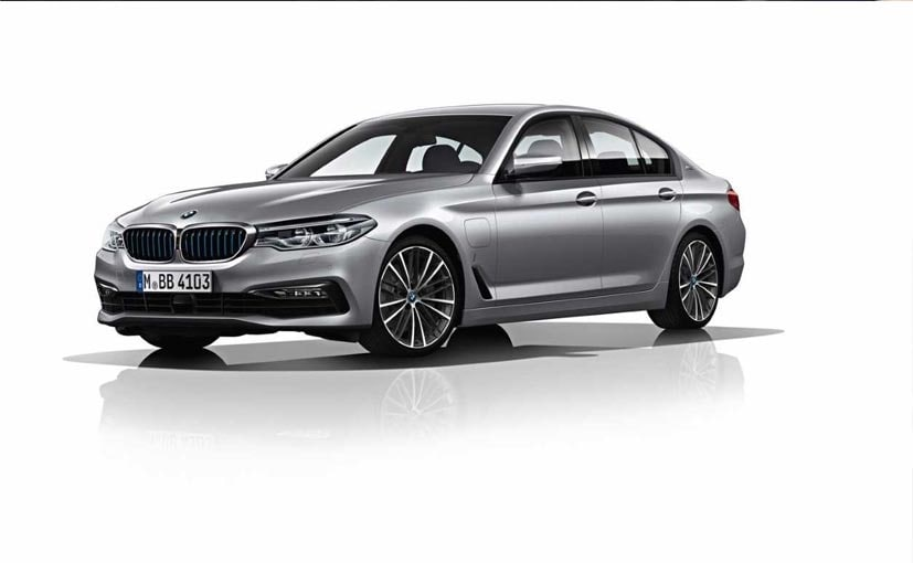 Auto Supplier Magna To Manufacture BMW 5 Series Plug-In Hybrids