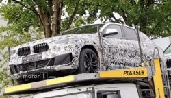 BMW X2 Spotted Up Close; Retains Concept's Styling