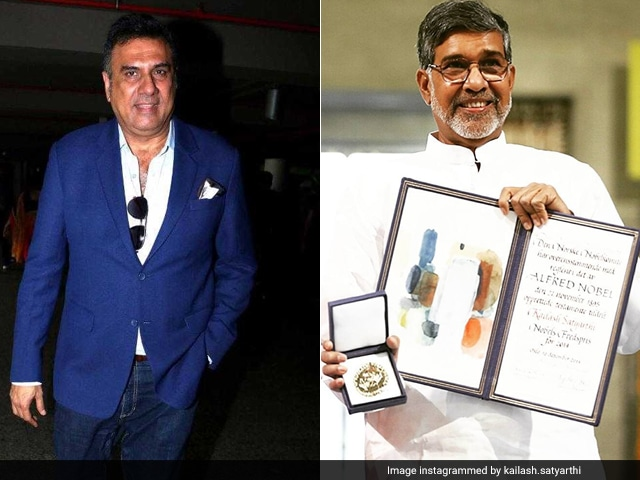 Boman Irani Was 'Appalled' That People Don't Know Who Kailash Satyarthi Is