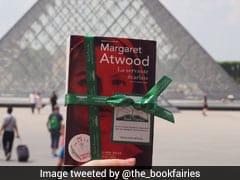 Actor Emma Watson Plays Book Fairy, Hides 100 Books Around Paris