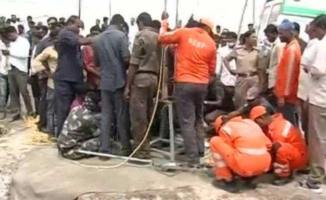 Five-Year-Old Falls Into Borewell In Rajasthan, Dies