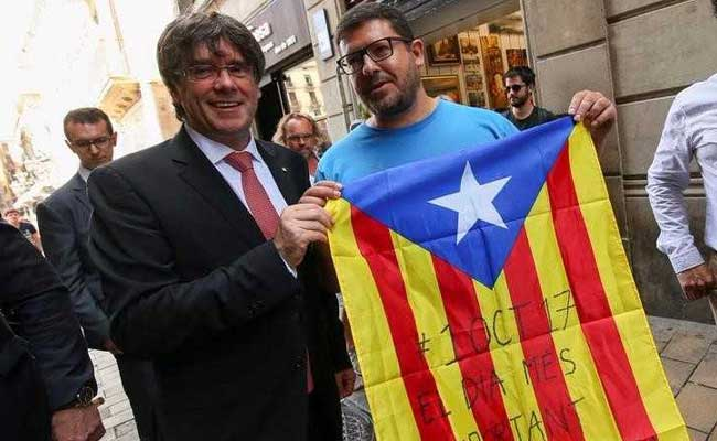 Catalonia Sets Vote On Independence From Spain For October 1