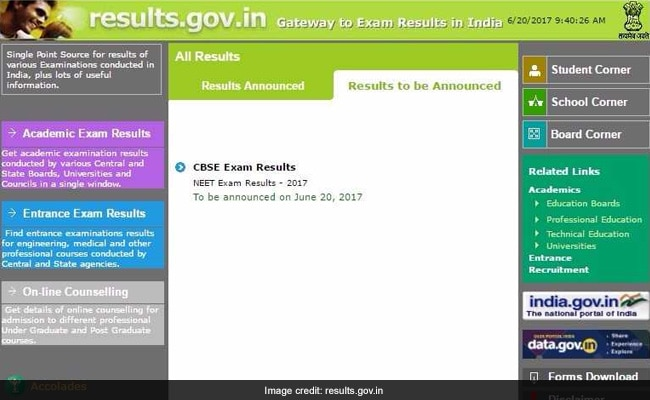 cbse results goof up