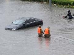 चीन में बाढ़ से 34 लोगों की मौत, भूस्खलन की वजह से 93 लापता